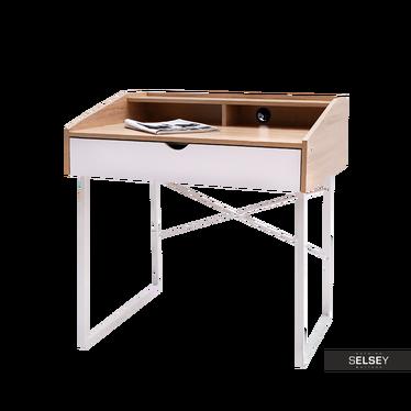 Lars Minimalist Desk with Drawer