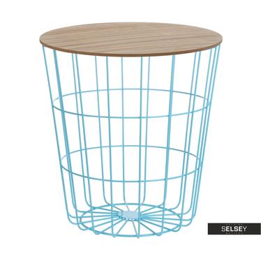Sanu Blue Basket Coffee Table