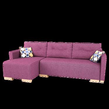 Folk Corner Sofa Bed