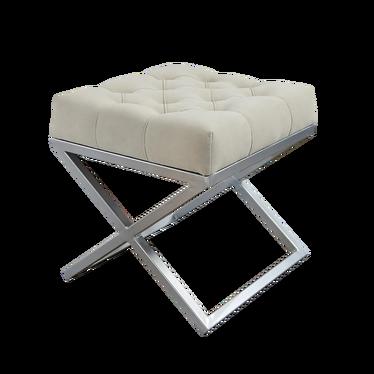 Ixy Tufted Footstool