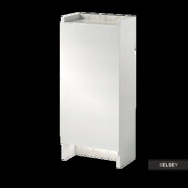 Marble Hallway Cabinet wih LED
