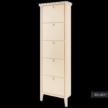 Betty 5 Drawer Shoe Cabinet