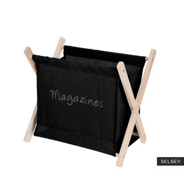 Hammock Black Magazine Holder
