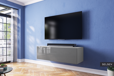 Skylara TV Stand with LED Lighting