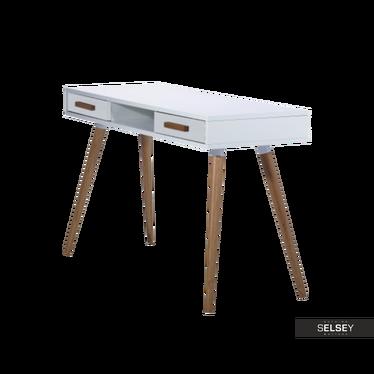 Milan 2 Drawer Desk
