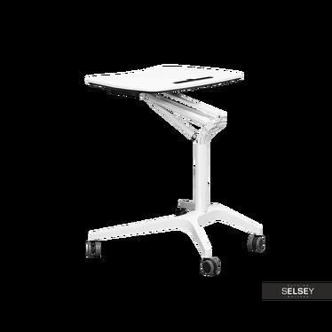 Flint Mobile Laptop Desk With Adjustable Height