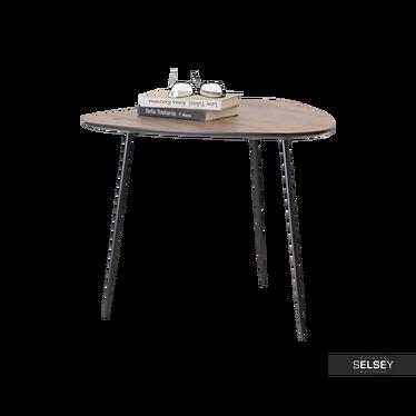 Rosin Walnut Coffee Table 59x56 cm