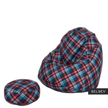 Sako 2 XL Bean Bag with Footstool