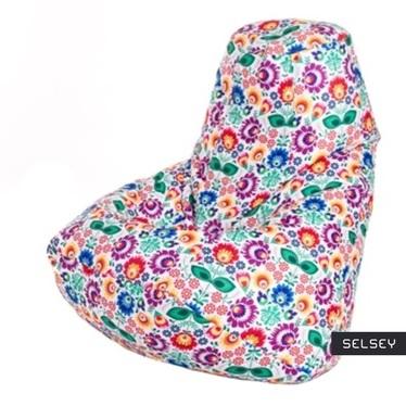 Energy XXL Bean Bag with Footstool