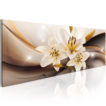 Infinite Beauty Canvas Print 120x40 cm