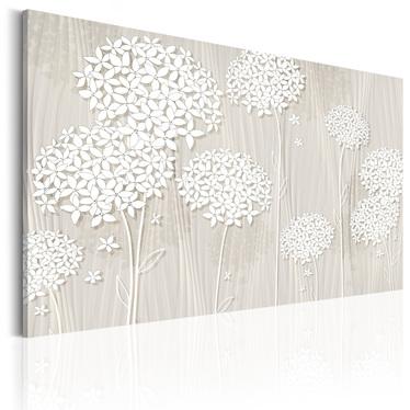 Dandelions Canvas Print 60x40 cm