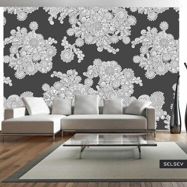 Dancing Clouds Mural Wallpaper 350x234 cm