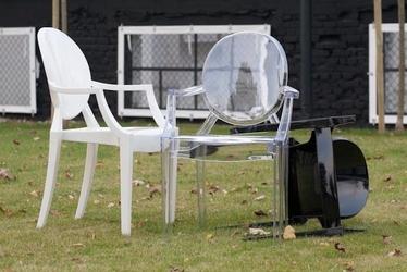 Royal Transparent Chair
