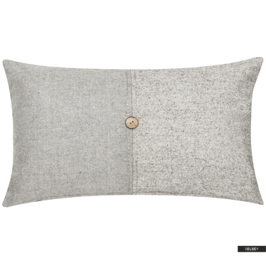 Centre Grey Scatter Pillow 30x50 cm