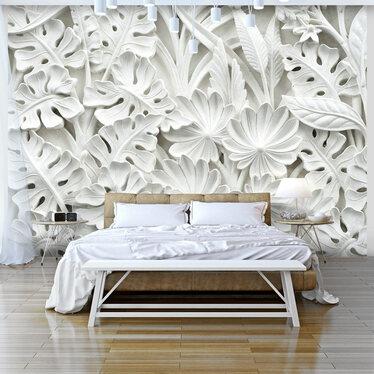 Alabaster Mural Wallpaper 300x210 cm