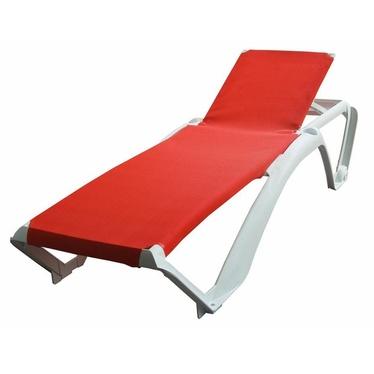 Acqua Red Deckchair