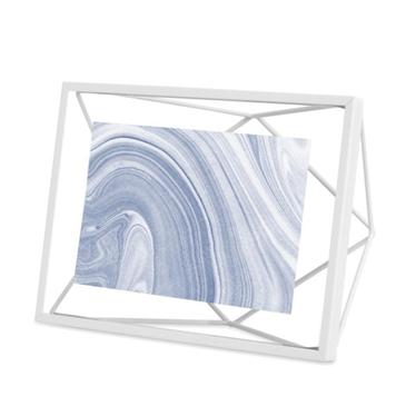 Prism White Picture Frame 10x15 cm