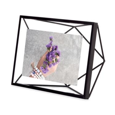 Prism Black Picture Frame 10x15 cm