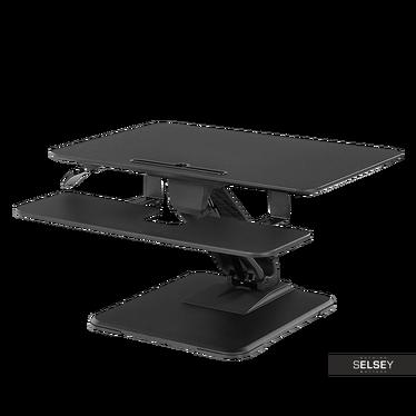 Flint Adjustable Standing Desk Coverter 78x53 cm