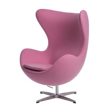 Cocoon Designer Armchair Powder Pink