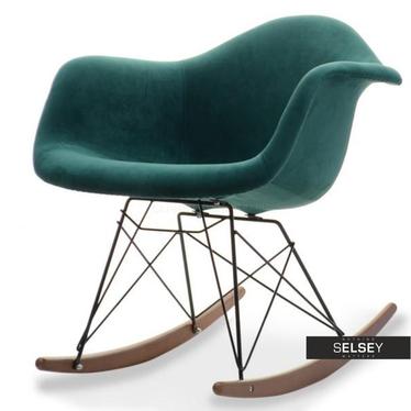 Roxy Green Rocking Chair