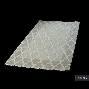 Morocco Clover Mix Cream Carpet