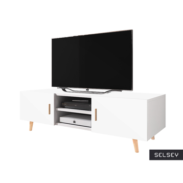 Rivano II Scandinavian Style TV Stand