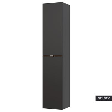 Ursala Bathroom Set 80 cm Black