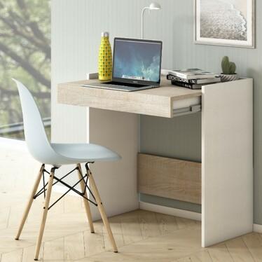 Lurdi Italian Dressing Table / Desk Oak