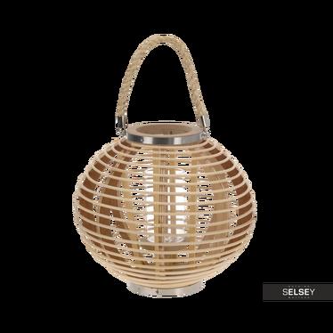 Bamboo Garden Lantern 28.5 cm