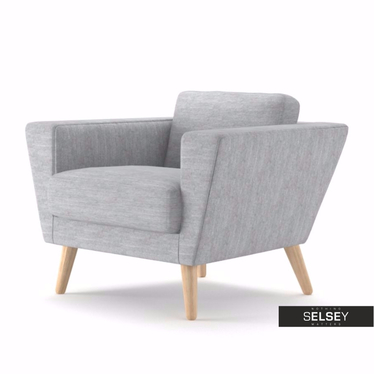 Atla Grey Armchair