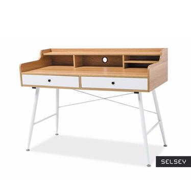 Sorrento Vintage Desk with Storage