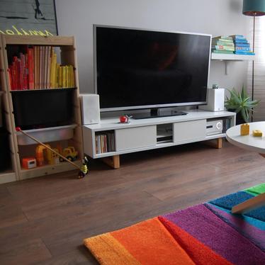 Scandinavia TV Stand