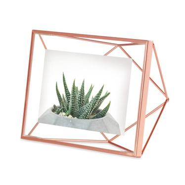 Prism Copper Picture Frame 10x15 cm