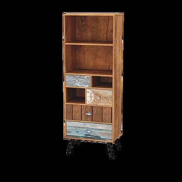 Patchwork Bookcase