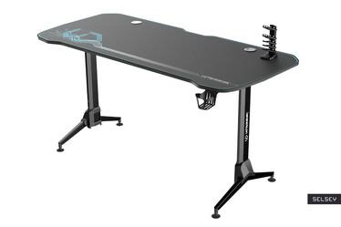 Furox Gaming Desk Black / Blue