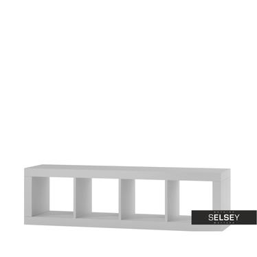 Cubus 1x4 Wall Shelving
