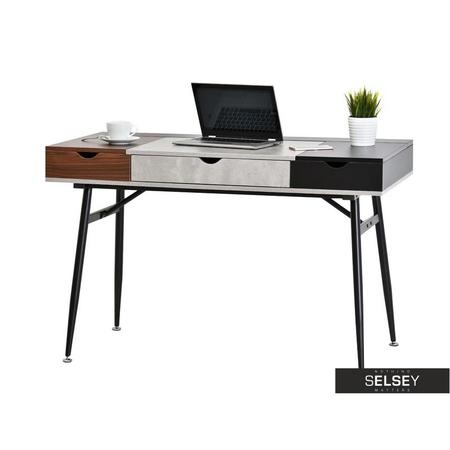 Boden Patchwork Vintage Desk