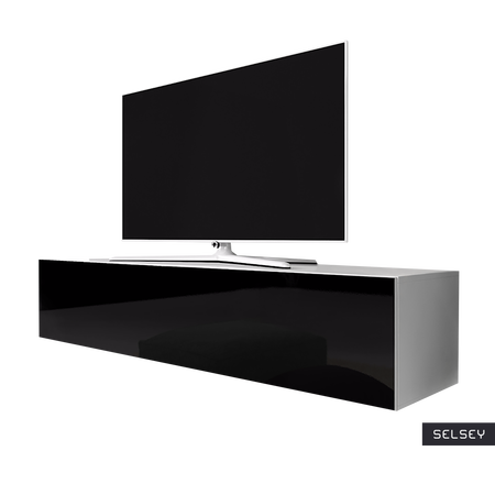 Lana TV Stand with LED Lighting