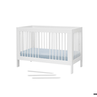 Basic Cot Bed 120 x 60 cm