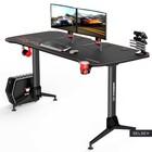 Furox Gaming Desk Black / Red