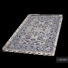 Tebriz Blue Carpet